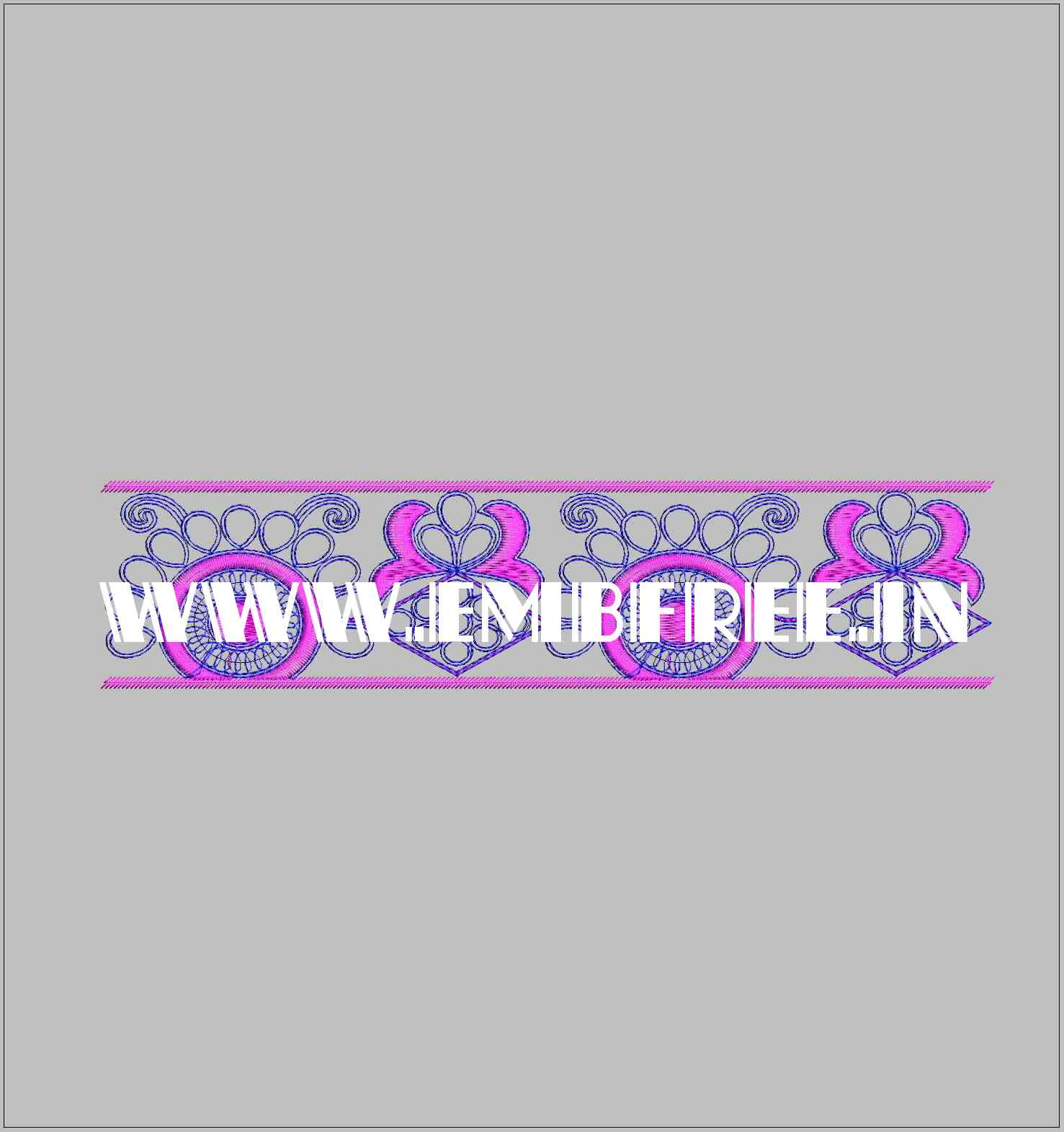 Less Embroidery Design Less Codding