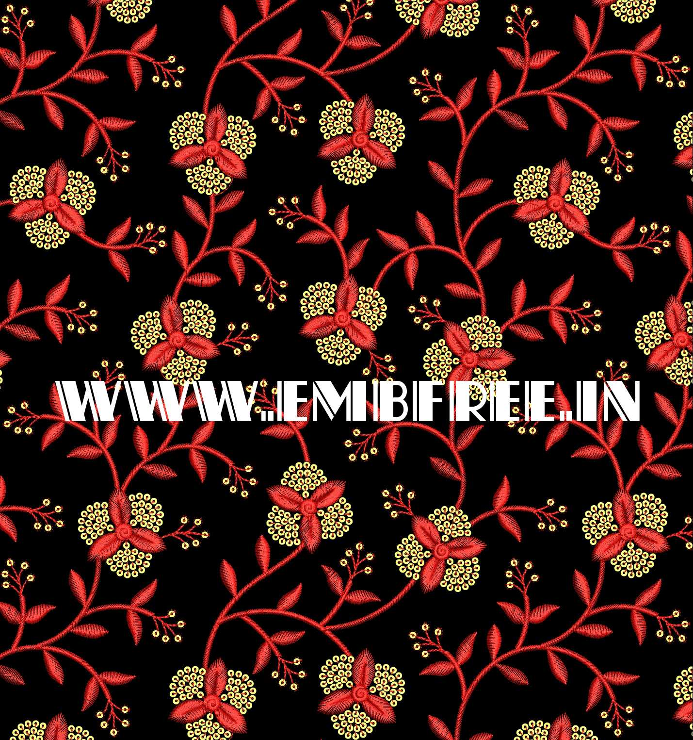 Embroidery Design Free Download Embfree